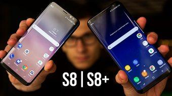 Samsung Galaxy S8 și S8+